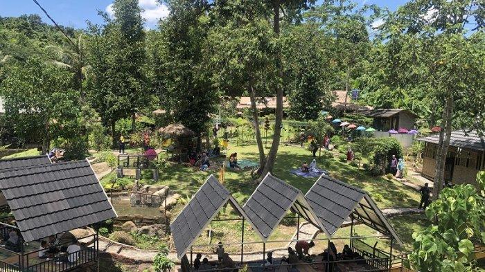 Wisata Kuliner dengan Konsep Alam di Kota Serang, Saung Ende Jadi Magnet Wisatawan Saat Akhir Pekan