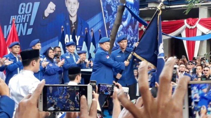 Demokrat Pecat 7 Kader Penggagas KLB, Jhony Allen Sampai Marzuki Alie Diberi Stempel 'Pengkhianat'