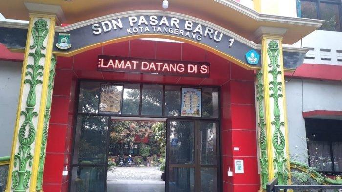 Potret SDN Pasar Baru 1 Tangerang Pemenang Predikat Sekolah Sehat, Tempat yang Nyaman untuk Belajar