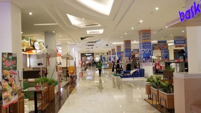 Mal di Tangerang dengan Gerai Farmasi dan Supermarket Masih Buka saat PPKM Darurat