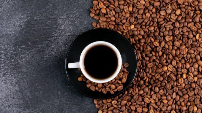 Ilustrasi - Secangkir kopi.