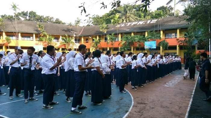 Dindikbud Kota Serang Catat 8.685 Siswa SMP Lulus Sekolah