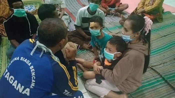 Pengungsi Longsor di Nganjuk Keracunan, Diduga Makan Mie Ayam Formalin, Ini Hasil Investigasi Polisi