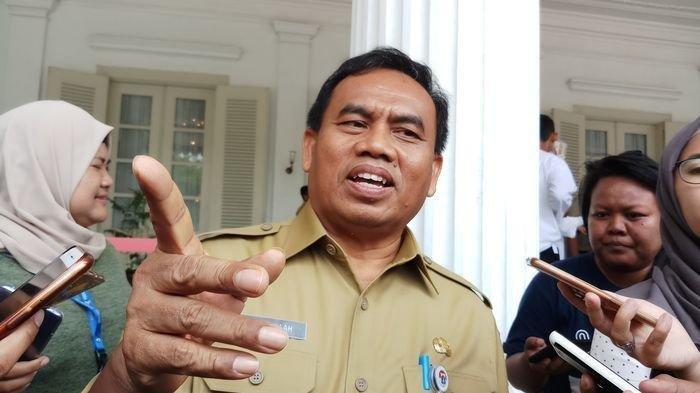 Saat Airin Mengenang Sosok Sekda DKI Jakarta Saefullah Semasa Hidup
