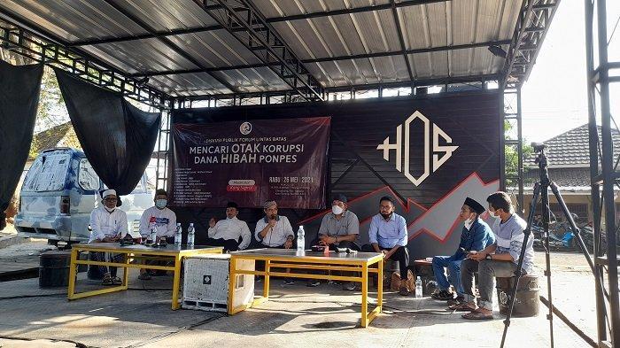 FSPP Banten Dukung Langkah Pimpinan Ponpes Polisikan Uday Suhada soal Ponpes Fiktif