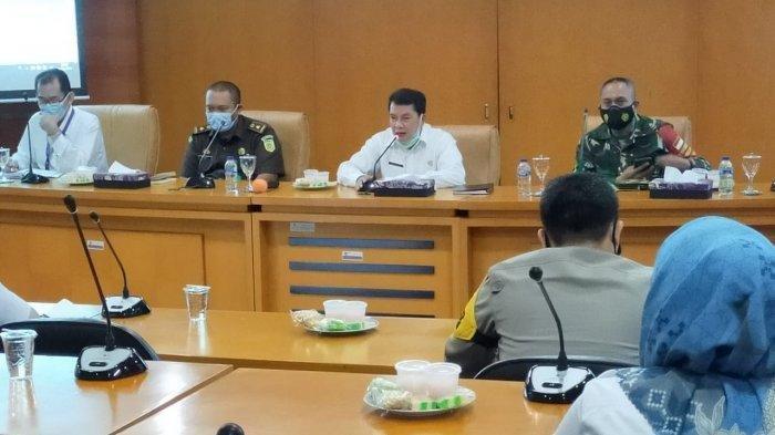 Mulai Kamis ini, 25.155 Dosis Vaksin Diberikan ke Petugas Pelayanan Publik di Kabupaten Tangerang