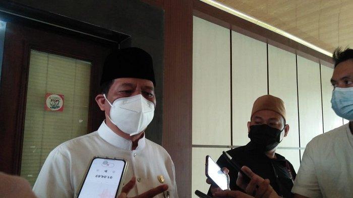 Sekretaris Daerah (Sekda)Kabupaten Serang TubagusEntus