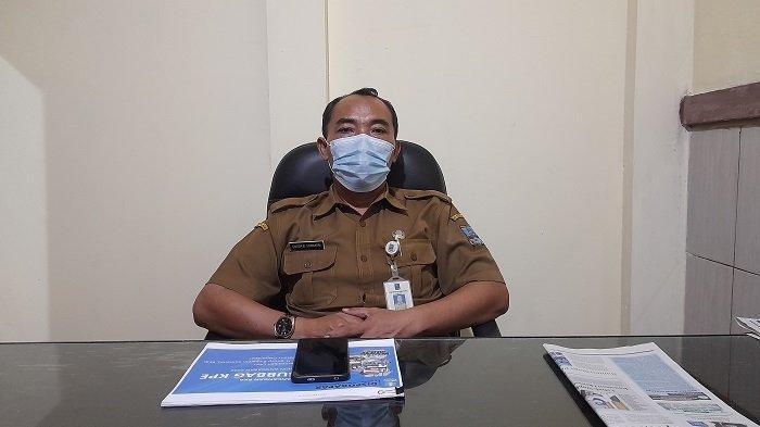 Sekretaris Dinas Pemuda Olahraga dan Pariwisata Kabupaten Serang, Encep B Somantri