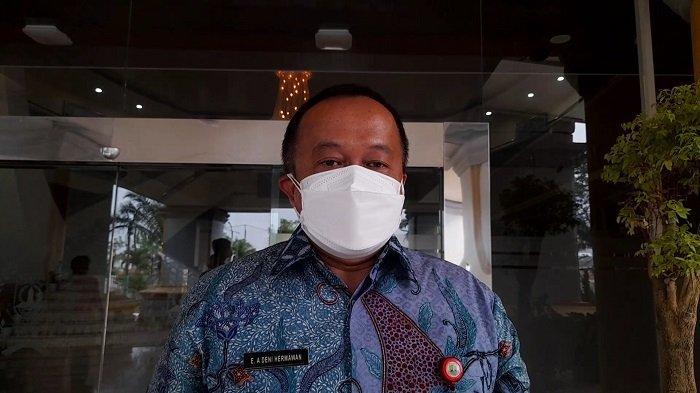 Sekretaris DPRD Provinsi Banten, EA Deni Hermawan