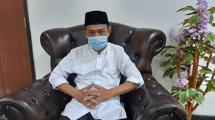 Sekretaris Umum DKM Masjid Raya Al-Bantani Deni Rusli