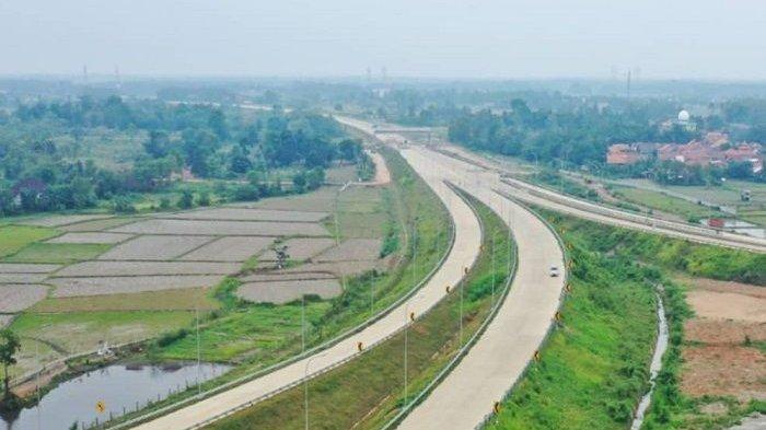 Pembangunan Jalan Tol Serang-Panimbang Seksi I Sudah  90,68 Persen, Target Lebaran Bisa Beroperasi