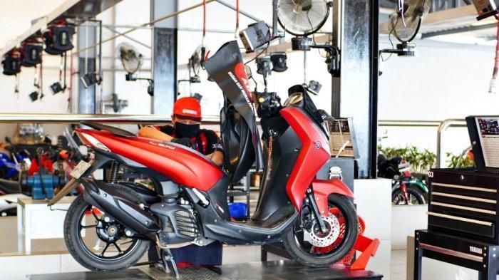 Diler Yamaha Jabodetabek Terapkan Prokes Ketat, Seluruh Karyawan Sudah Divaksin