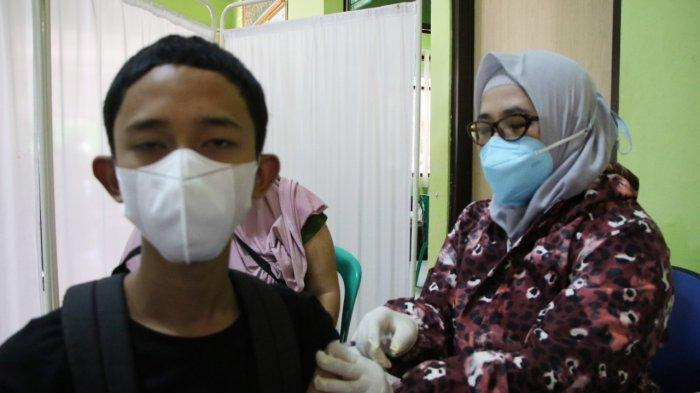 435.027 Warga Ber-KTP Kabupaten Serang Sudah Suntik Vaksin Covid-19, Targetnya 1.259.754 Orang