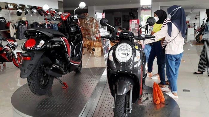 Beli Sepeda Motor Bisa Pakai Uang Muka 0 Persen, Sebagian Warga Kota Serang Mengaku Tertarik
