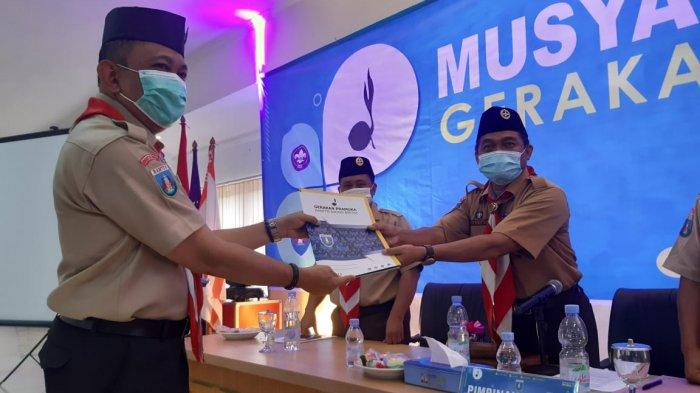 Selamat! Septo Kalnadi Terpilih sebagai Ketua Kwarda Gerakan Pramuka Banten 2021-2026