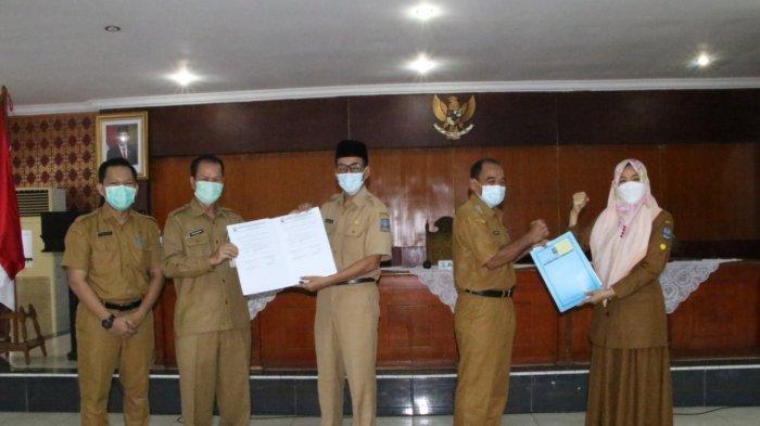 Pemkab Serang Serah Terima Website Dinas dan Kecamatan, Pengembangan Sistem e-Government