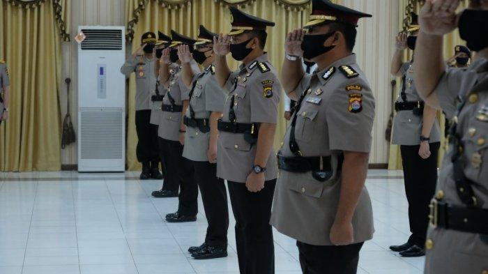 Kapolda Banten Sampaikan Tiga Tantangan Tugas yang Harus Dihadapi