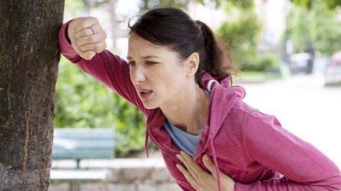 Waspada! 8 Penyebab Sesak Napas Saat Berjalan atau Lari, Bisa Jadi Tanda Gejala Penyakit Ini