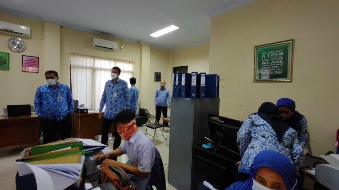 Ini Hasil Sidak BKPSDM Kabupaten Serang di 22 OPD dan 29 Kecamatan, Hari Pertama Setelah Idul Fitri