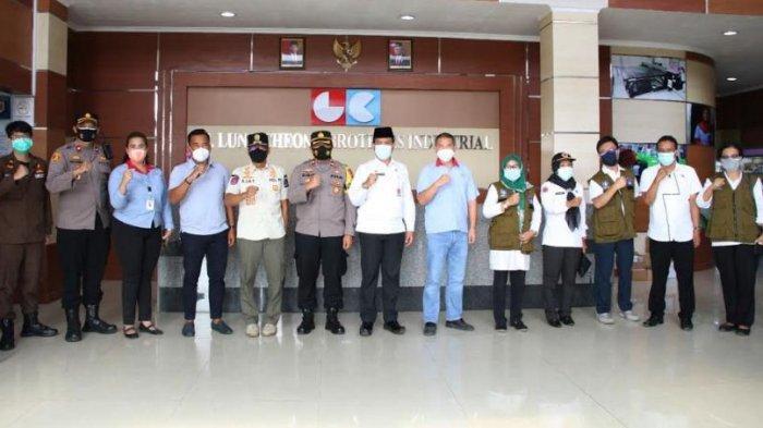 Pabrik Mainan di Kabupaten Serang Disidak Setelah Beredar Kabar Ratusan Karyawan Reaktif Covid-19