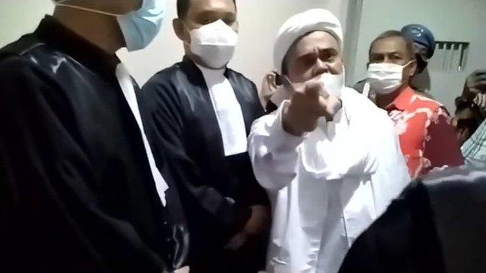 Polisi Tegaskan Segera Panggil Kuasa Hukum Rizieq Shihab Terkait Kepemilikan Senjata Tajam