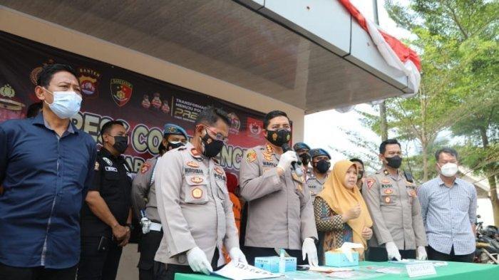 Polisi Bongkar Prostitusi Online di Tangerang, Tersangka Sebut Tawarkan Tarif Mulai Rp 250 Ribu