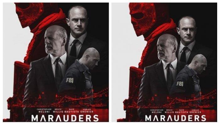 Sinopsis Film Marauders, Aksi FBI Bongkar Konspirasi Pencurian Bank, Tayang Malam Ini di Trans TV