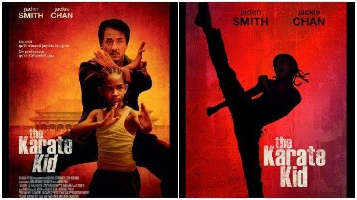 Sinopsis Film The Karate Kid, Aksi Jaden Smith Belajar Karate pada Jackie Chan