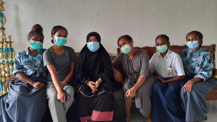 Cerita Siswa Asal Papua Mengikuti Program Adem di SMAN 2 Kota Serang, Bercita-cita Ingin Jadi Guru