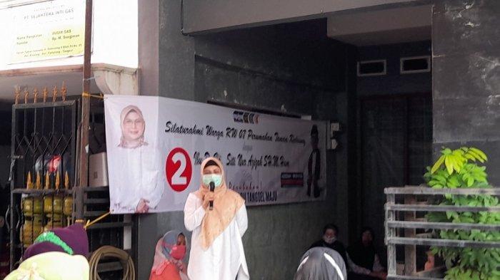 Siti Nur Azizah Ajak Warga Tangsel Lestarikan Tanaman Kelor
