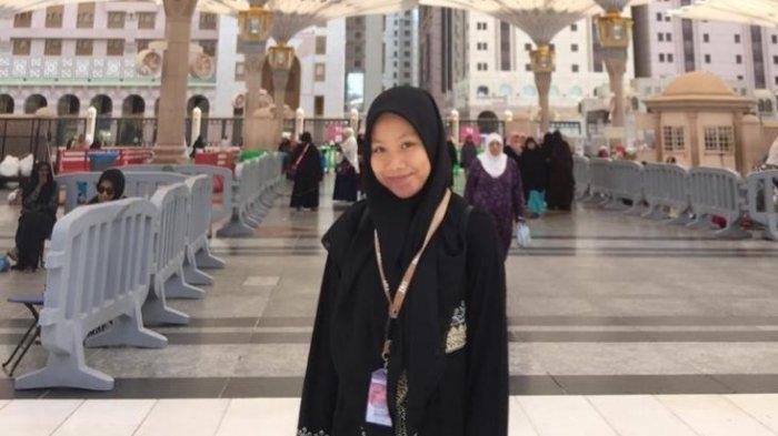 Siti Zahratul Chosiyah Didapuk jadi Mahasiswa Termuda Untirta Usai Lolos SNMPTN di Usia 15 Tahun