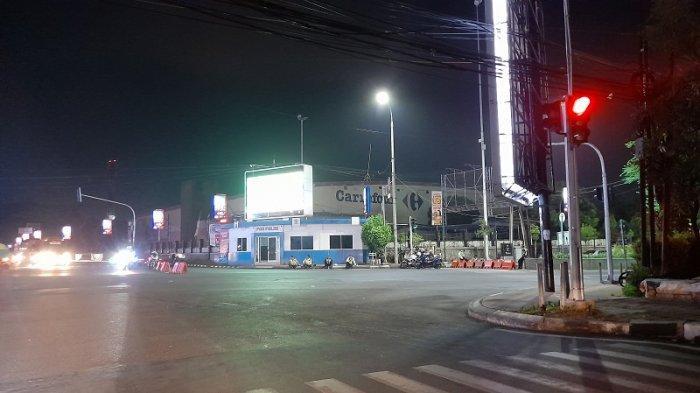 Ini Daftar Ruas Jalan di Kota Serang yang Ditutup Mulai Pukul 20.00, Penerangan Juga Dipadamkan