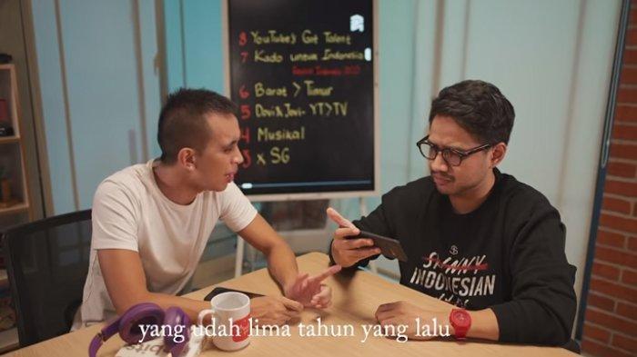 Jovial da Lopez & Andovi da Lopez, founder akun YouTube Skinnyindonesian24 akan menutup akunnya pada 24 Juni 2021