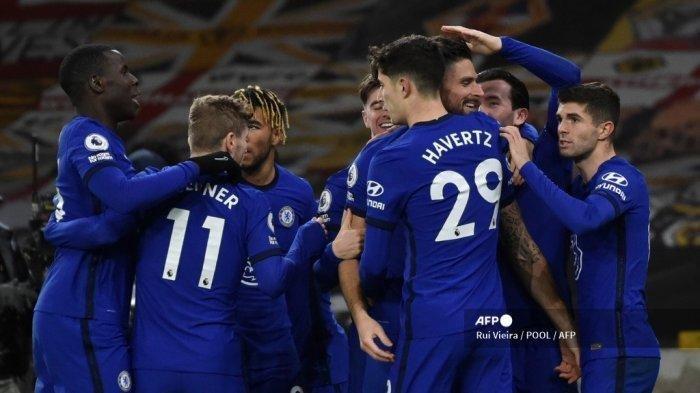Hasil Liga Champions: FC Porto 0-2 Chelsea, Duo Pemain Inggris Antar The Blues Raih Kemenangan