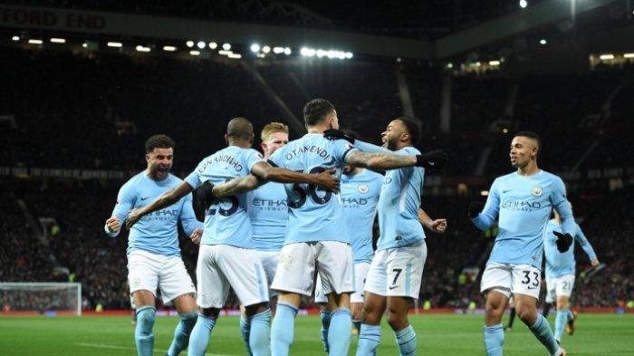 Raih 12 Kemenangan Beruntun Laju Man City Belum Tertahan, Kini Pimpinan Klasemen Liga Inggris