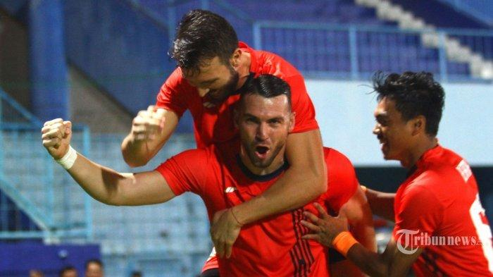 Persija Lolos 8 Besar Piala Menpora, Macan Kemayoran Lakukan Comeback Atas Bhayangkara Solo FC
