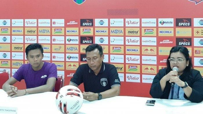 Piala Menpora 2021: Persita Tangerang 1-1 Bali United, Pendekar Cisadane Pulang dengan Kepala Tegak