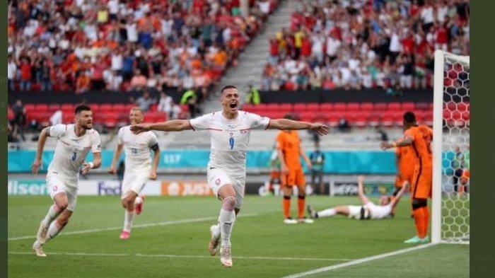 Hasil EURO 2020: Gegara Handball Konyol Matthijs de Ligt, Belanda Tersingkir dari Republik Ceko