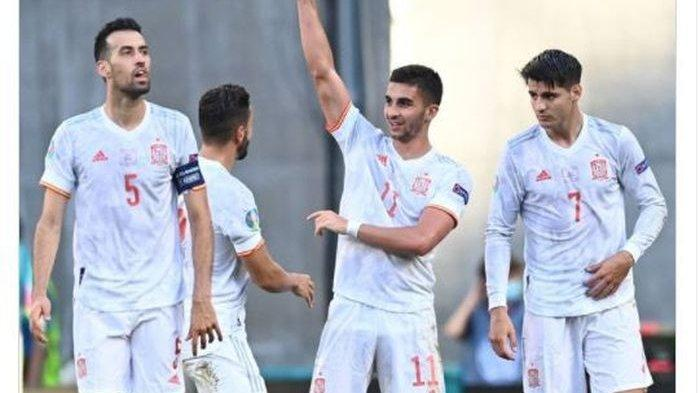 Hasil Euro 2020: Drama 8 Gol Spanyol vs Kroasia, Tim Matador Raih Tiket ke Perempatfinal