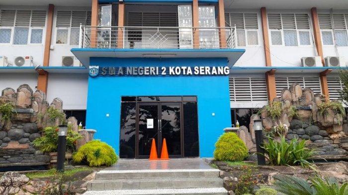 Server Eror, SMAN 2 Kota Serang Buka Pendaftaran PPDB Secara Offline dengan Terapkan Prokes Ketat