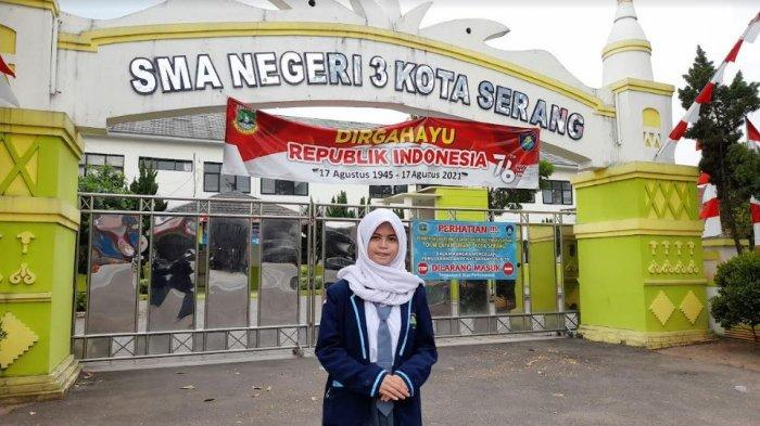 Profil Artika Sari, Siswa SMAN 3 Kota Serang Lolos Parlemen Remaja 2021 DPR, Prestasinya Segudang
