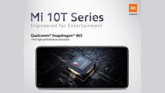 Tepat Pukul 12.00, Xiaomi Rilis Mi 10T dan Mi 10T Pro, ini Perbedaan Spesifikasi dan Harganya