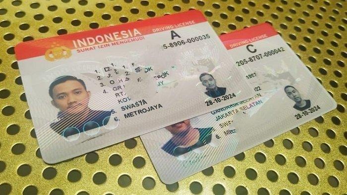 Cara Buat SIM C dan SIM A Online, Ini Dokumen yang Harus Dipersiapkan, Persyaratan dan Biayanya