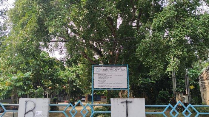 SMA/SMK Prisma di Kota Serang Tutup dan Dijual, ke Mana Siswa dan Gurunya?