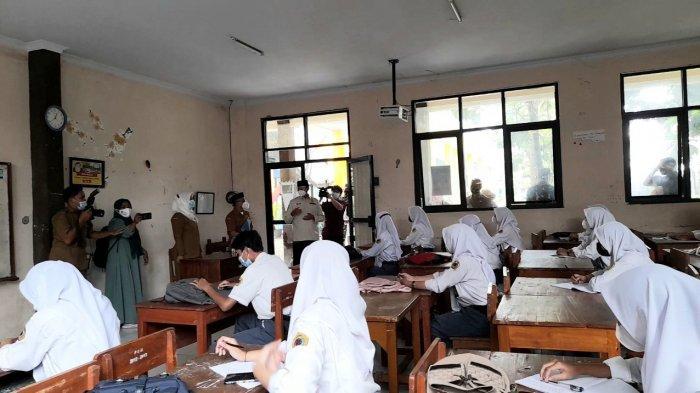 Dindikbud Banten Paparkan Hasil Evaluasi Tiga Minggu Penerapan PTM Terbatas