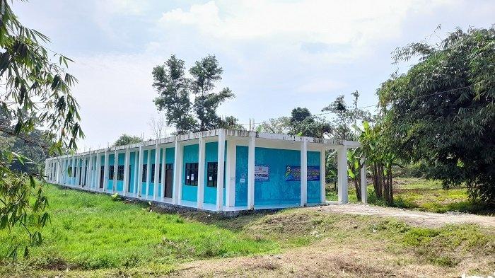 Baru Dibuka, SMPN 27 Kota Serang Terima Siswa Angkatan Pertama