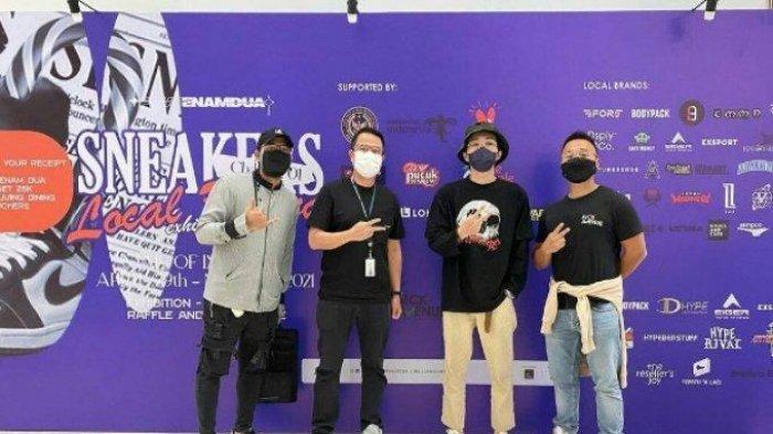 Event Hybrid Sneakers Mulai Hari Ini di Mall of Indonesia, Ada 45 Tenant dari Brand Lokal dan Luar
