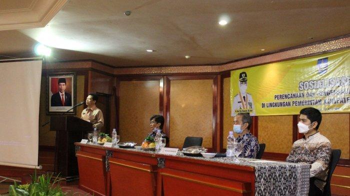 Sekda Kabupaten Serang Tubagus Entus Meminta Pelaku Pengadaan Barjas Update Pengetahuan