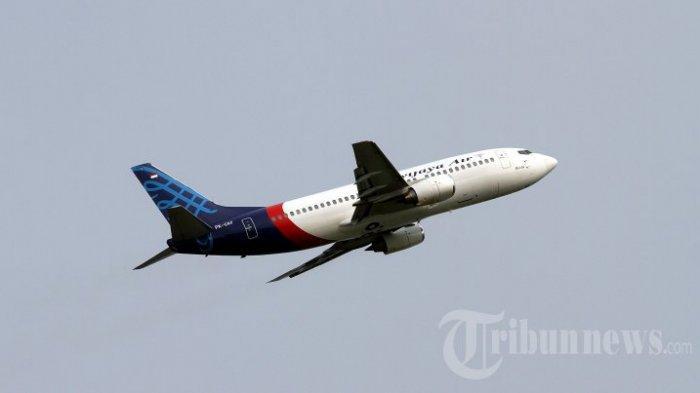 Terungkap Ada Pesawat Lain Saat Sriwijaya Air SJ 182 di Udara, Ini yang Dilakukan Kapten Afwan