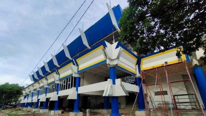 Renovasi Stadion Benteng Tangerang Sudah Rampung 95 Persen